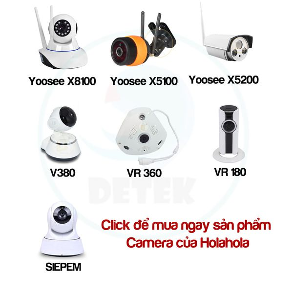 camera ip vr yoosee sieu nho 360 do hd 960p mini quan sat moi goc nhin 1