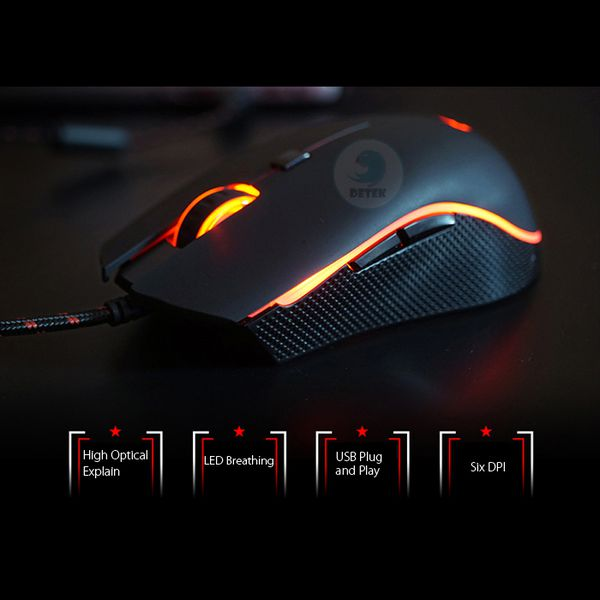 chuot game thu motospeed v40 rbg a3050 optical gaming mouse led 4000 dpi 05
